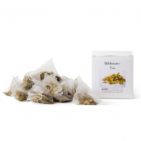 Tisane aux herbes sauvages 140g